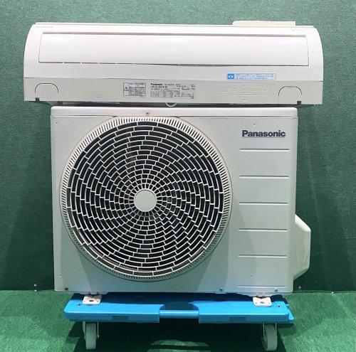 【京阪神限定販売・標準工事付】2011年製 パナソニックルームエアコン 6畳用 CS-J221C-W(8183)