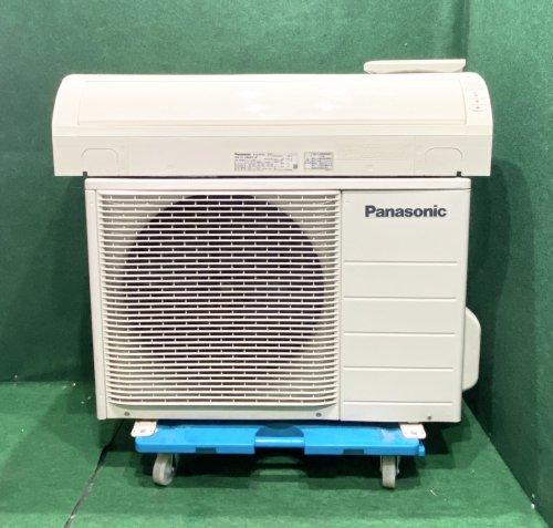 【京阪神限定販売・標準工事付】2009年製 パナソニック 10畳用 CS-28RKX-W(2935)お掃除機能タイプ