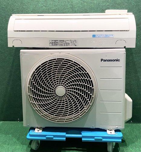 2013年製 パナソニックルームエアコン 10畳用 CS-28PFJ-W(5923)