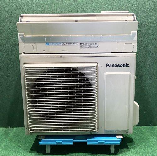 2013年製 パナソニックルームエアコン 20畳用 CS-632CXR2-W(1335)