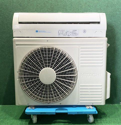 2013年製 日立ルームエアコン 14畳用 RAS-AS40C2(0658)