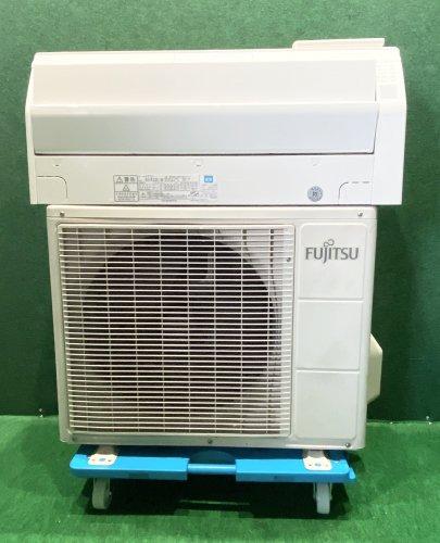 2013年製 富士通ルームエアコン 6畳用 AS-R22C-W(7690)