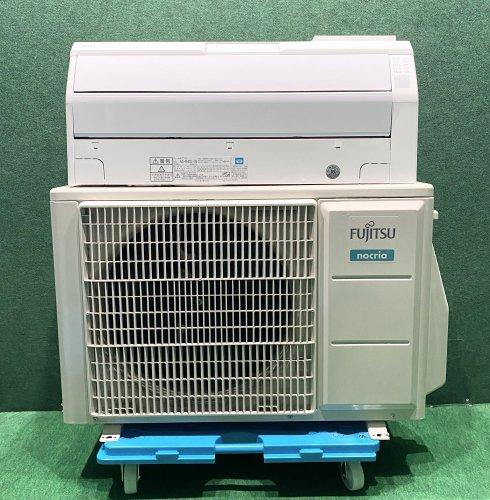 2019年製 富士通ルームエアコン 14畳用 AS-R40J-W(8710)