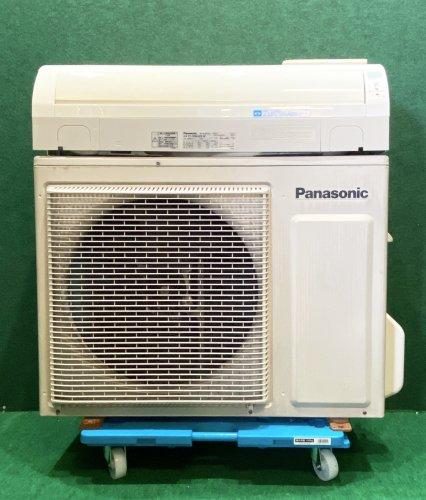 【京阪神限定販売・標準工事付】2011年製 パナソニックルームエアコン 10畳用 CS-28MAE8-W(6528)