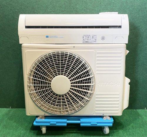 2012年製 日立ルームエアコン 10畳用 RAS-R28A(9666)