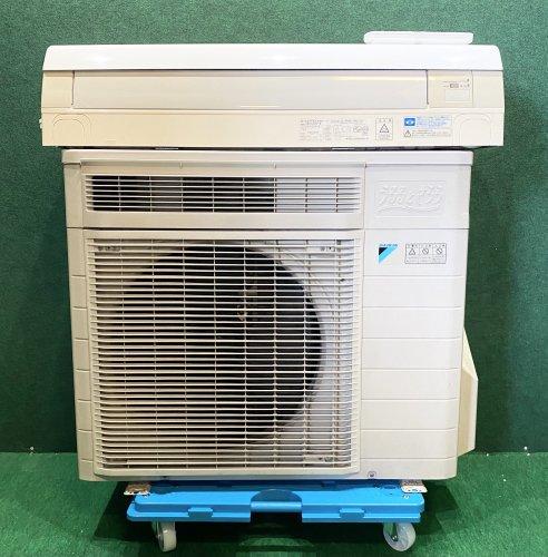 【京阪神限定販売・標準工事付】2009年製 ダイキンルームエアコン 14畳用 AN40LGRP-W(2598)
