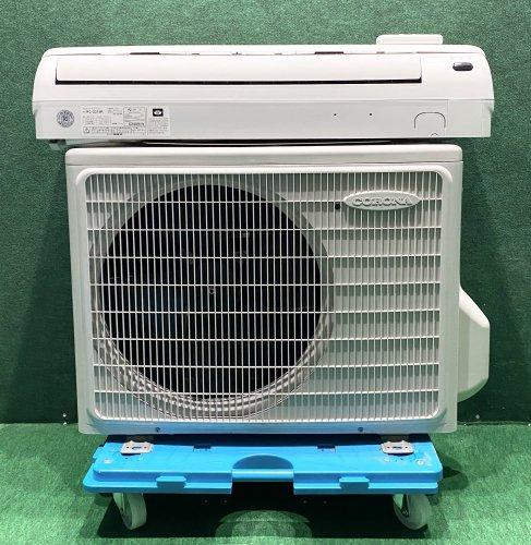 【冷房専用】2019年製 コロナルームエアコン 6畳用 RC-2219R(0919)
