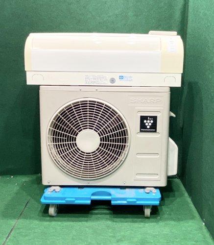 【京阪神限定販売・標準工事付】2012年製 シャープ プラズマクラスター 6畳用 AY-B22DX-W(3966)標準タイプ