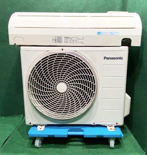 【京阪神限定販売・標準工事付】2011年製 パナソニック 6畳用 CS-221CFR-W(5981)標準タイプ