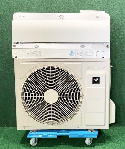 2016年製 シャープルームエアコン 23畳用 AY-F71X2-W(1950)