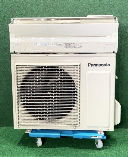 2013年製 パナソニックルームエアコン 23畳用 CS-712CXR2-W(5007)