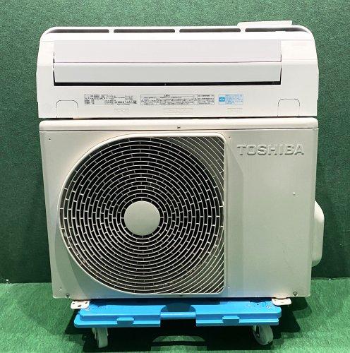 2015年製 東芝ルームエアコン 10畳用 RAS-285SRS(0363)