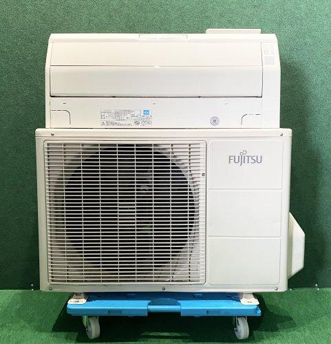 【京阪神限定販売・標準工事付】2011年製 富士通ルームエアコン 14畳用 AS-R40A-W(3511)
