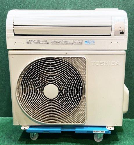 2012年製 東芝ルームエアコン 8畳用 RAS-N251E9R(0287)
