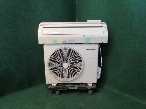 2012年製 パナソニックルームエアコン 6畳用 CS-EX221C-W(8697)