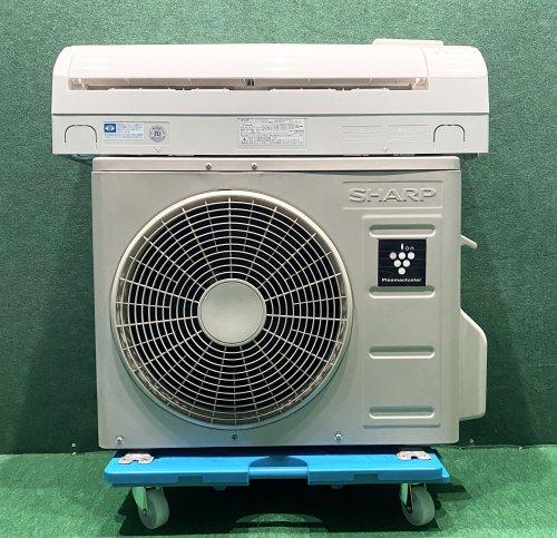 2013年製 シャープルームエアコン 6畳用 AY-C22SD-W(0839)