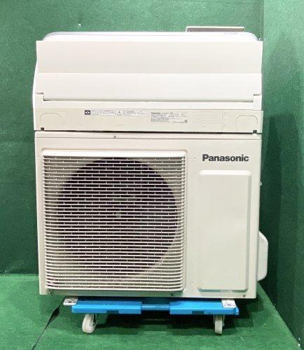 2015年製 パナソニック 18畳用 CS-565CXR2-W(8052)お掃除機能タイプ