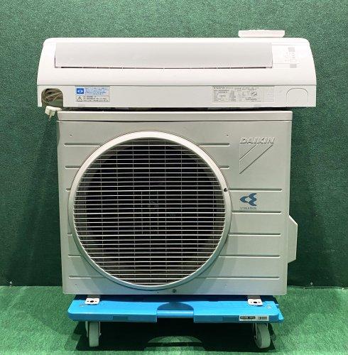 【京阪神限定販売・標準工事付】2012年製 ダイキンルームエアコン 6畳用 AN22NES-W(7223)