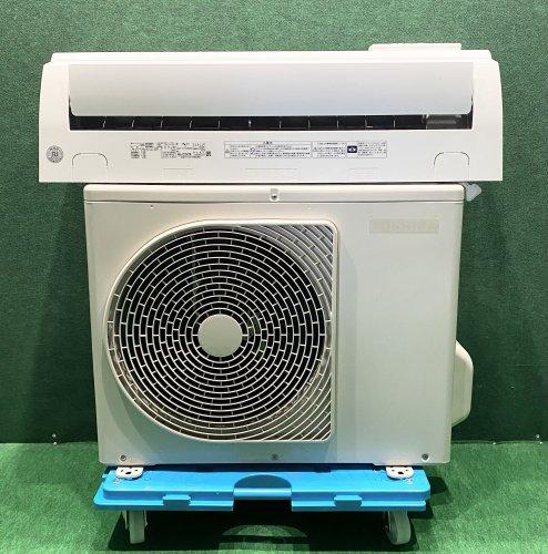 2019年製 東芝ルームエアコン 6畳用 RAS-2219T(W)(3219)