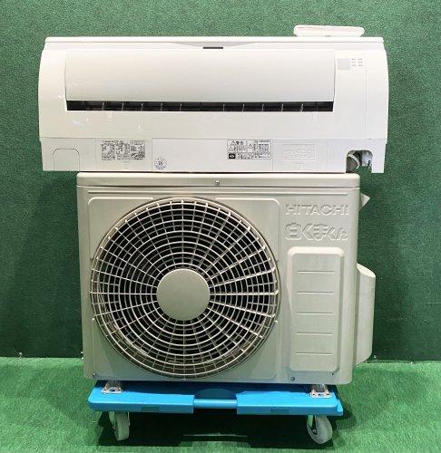 2016年製 日立ルームエアコン 6畳用 RAS-K22F(W)(2011)