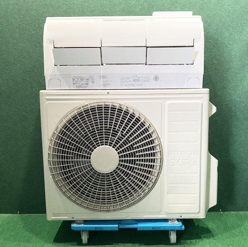 2018年製 日立ルームエアコン 14畳用 RAS-X40G2(W)(9795)