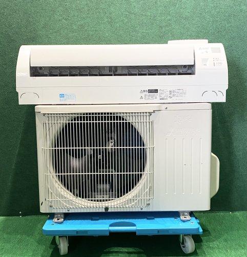 2019年製 三菱ルームエアコン 6畳用 MSZ-E2219-W(5304)