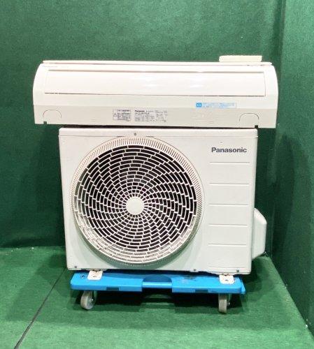 【京阪神限定販売・標準工事付】2012年製 パナソニック 10畳用 CS-282CFR-W(7183)標準タイプ