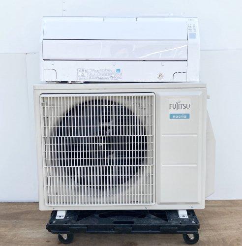 2019年製 富士通ルームエアコン 18畳用 AS-569C2E7(1243)