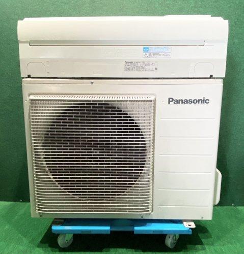 【京阪神限定販売・標準工事付】2010年製 パナソニック 14畳用 CS-400CXR2-W(5768)お掃除機能タイプ