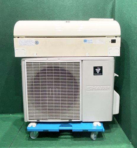 【京阪神限定販売・標準工事付】2010年製 シャープ プラズマクラスター 14畳用 AY-Z40EE7(3221)お掃除機能タイプ