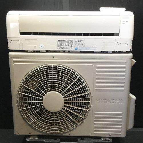 2011年製 日立 16畳用 RAS-VJ50Z2(1221)お掃除機能タイプ
