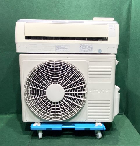 【京阪神限定販売・標準工事付】2010年製 日立 14畳用 RAS-E40Y2(0571)お掃除機能タイプ