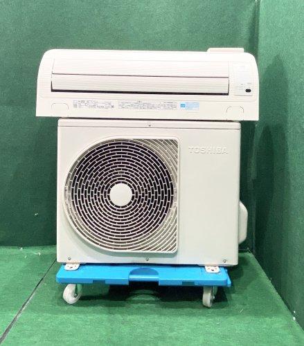 【京阪神限定販売・標準工事付】2011年製 東芝 6畳用 RAS-221UR(W)(6283)お掃除機能タイプ