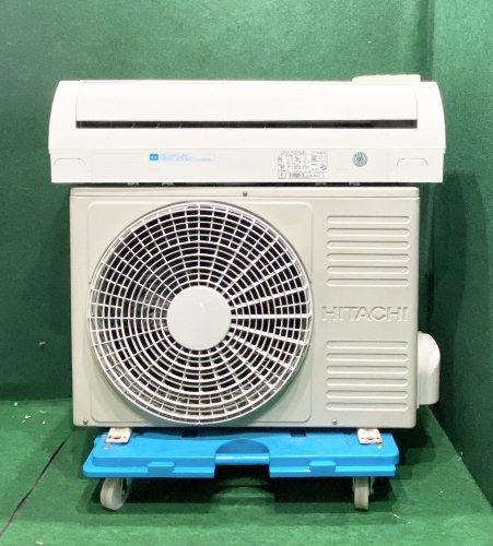 【京阪神限定販売・標準工事付】2011年製 日立 6畳用 RAS-AS22A(W)(8167)標準タイプ