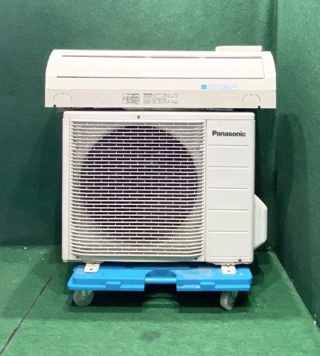 【京阪神限定販売・標準工事付】2010年製 パナソニック 6畳用 CS-220CF-W(6418)標準タイプ