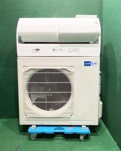 2020年製 三菱 霧ケ峰 18畳用 MSZ-ZW5619S-W(4429)お掃除機能タイプ