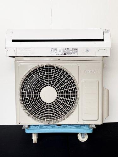 2014年製 日立 白くまくん 6畳用 RAS-A22C(W)(8078)標準タイプ