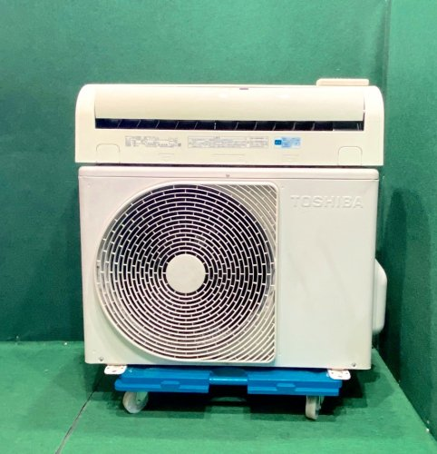 【京阪神限定販売・標準工事付】2011年製 東芝 10畳用 RAS-281JV(W)(0732)標準タイプ