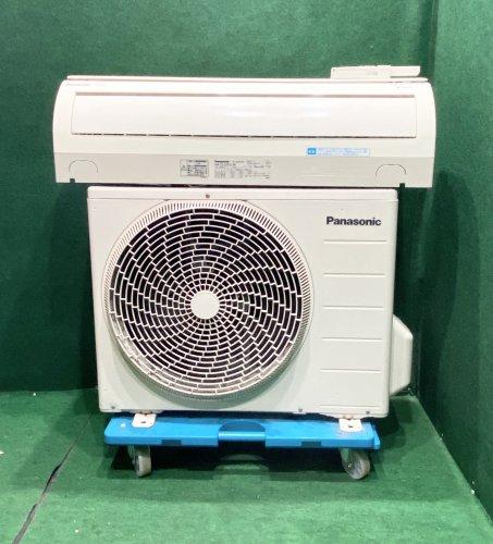 【京阪神限定販売・標準工事付】2011年製 パナソニック 6畳用 CS-J221C-W(8044)標準タイプ