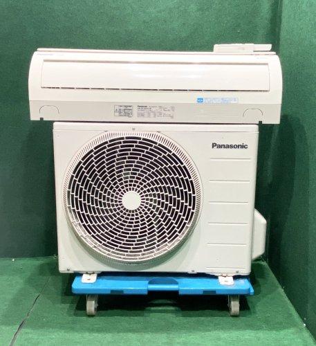 【京阪神限定販売・標準工事付】2011年製 パナソニック 6畳用 CS-J221C-W(8000)標準タイプ