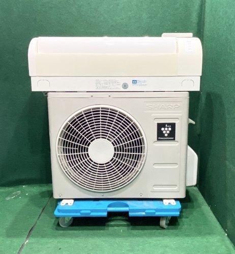 【京阪神限定販売・標準工事付】2011年製 シャープ プラズマクラスター 6畳用 AY-A22DE8(0261)標準タイプ
