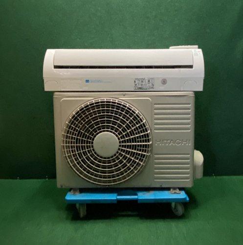 【京阪神限定販売・標準工事付き】2012年製 日立 白くまくん RAS-AJ22B(W)(6689)標準タイプ