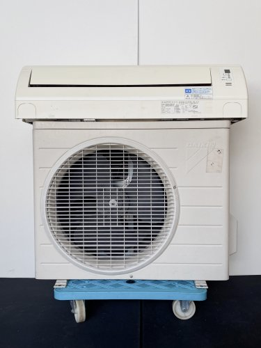【京阪神限定販売・標準工事付き】2010年製 ダイキン 8畳用 F25LTES-W(6432)標準タイプ