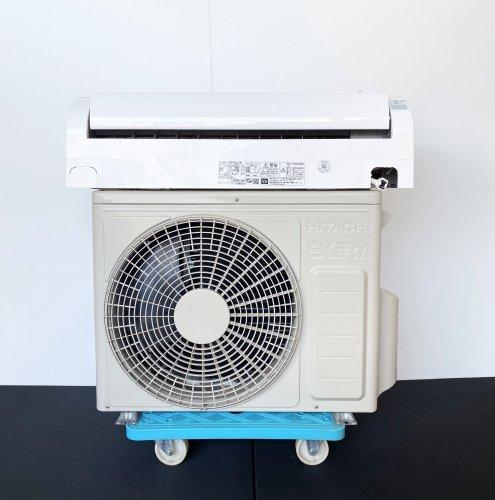 2019年製 日立 白くまくん 10畳用 RAS-DBK28J(W)(0994)標準タイプ