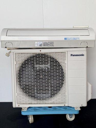 【京阪神限定販売・標準工事付】2009年製 パナソニック 6畳用 CS-229TB-W(4356)標準タイプ