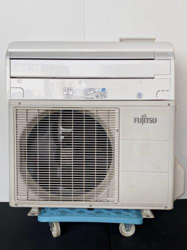 2013年製 富士通 14畳用 AS-W40B2W(3225)お掃除機能付きタイプ