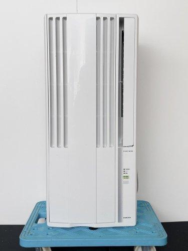 【未使用品】2021年製 コロナ ウィンドウエアコン(冷房専用)CW-16A(9060129)