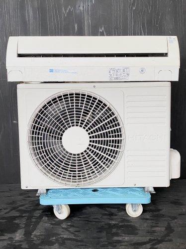 【京阪神限定販売・標準工事付】2010年製 日立 白くまくん 6畳用 RAS-A22Z(0357)標準タイプ