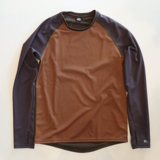 FRANK&MORRIS_ LONG SLEEVE WOOL Tee 003