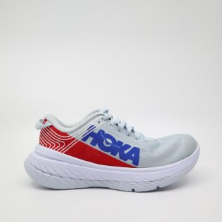 <img class='new_mark_img1' src='https://img.shop-pro.jp/img/new/icons16.gif' style='border:none;display:inline;margin:0px;padding:0px;width:auto;' />HOKA ONE ONE_CARBON X(W'sホワイト/レッド)